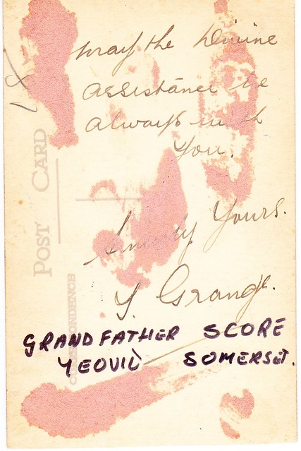 Family - Grandfather Score 02