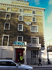 Bloomsbury Social Centre (secretlondon123) Tags: london students university communism bloomsbury soas wc1 gordonsquare socialcentre freeeducation bloomsburysocialcentre