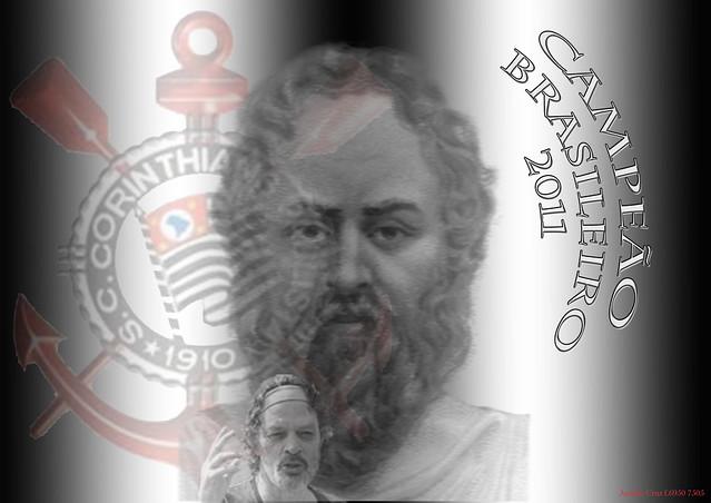 S.C.Corinthians 2011 e Sócrates
