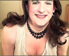 Webcam Shot #3 (BriannaGrant2011) Tags: drag tv cd transvestite tall crossdresser crossdress tg