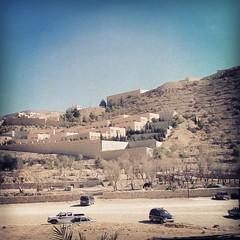 Petra hill (darkdork828) Tags: desert petra zaina iphoneography
