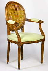 67. Hepplewhite style Arm Chair