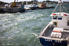 Lady Reb (Jerome Pouysegu) Tags: ocean ireland sea irish mer port vent boat wind harbour baltimore mariners fisher 5d bateau pecheur irlande marins irlandais
