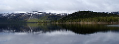hovden (helena.e) Tags: reflection water norway norge haukeli hovden helenae