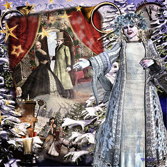 What Is (patty.dennis) Tags: collage digital beth scrooge deviant scrap rimmer