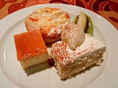 Dessert Time (knightbefore_99) Tags: food postre pie mexico dessert sweet pudding cheesecake resort sugar mexican meal oaxaca afters huatulco tangolunda
