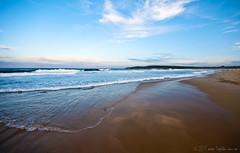 Maroubra (DashaGuseva) Tags: ocean winter sunset summer people love nature sunrise landscape spring photographer sydney australia portraiture moment