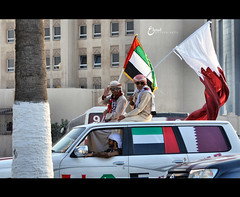 Qatar National Day 2011 (3    d ) Tags: nikon december day uae national 18 qatar hnd   2011     18dec   3houd ohoud blinkagain