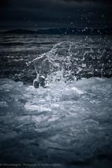 (IBPhotographic) Tags: winter ice splash lakesuperior thunderbay infocusimagery