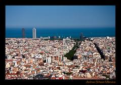 Aussicht Barcelona