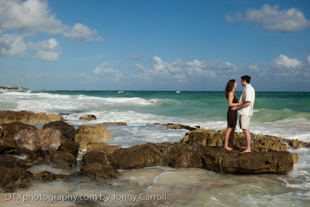 riviera maya destination wedding photography