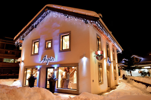 Chamonix Mont Blanc / The Arpin Shop
