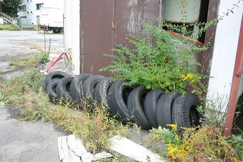 Pile-o-tires