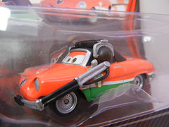 DISNEY CARS 2 KMART CREW CHIEF 2 PACK FRANCESCO'S CREW CHIEF (2) (jadafiend) Tags: scale kids toys model disney puzzle pixar remotecontrol collectors adults variation francesco launcher cars2 crewchief lightningmcqueen lewishamilton targetexclusive kmartexclusive collectandconnect raoulcaroule jeffgorvette johnlassetire carlomaserati piniontanaka carlavelosocrewchief mcqueenalive denisebeam meldorado pitcrewfillmore francescoscrewchief