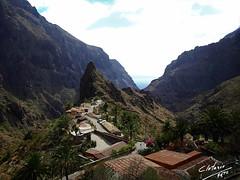 Masca, Sur de Tenerife (Clotario de la Cruz) Tags: canarias olympus tenerife canary islas clotario masca islanda