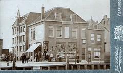 The family Van Toor Business Vlaardingen 1880s (Yvonne Thompson) Tags: family portrait netherlands sepia 1800s vlaardingen 1890s rotman vantoor waterkabel