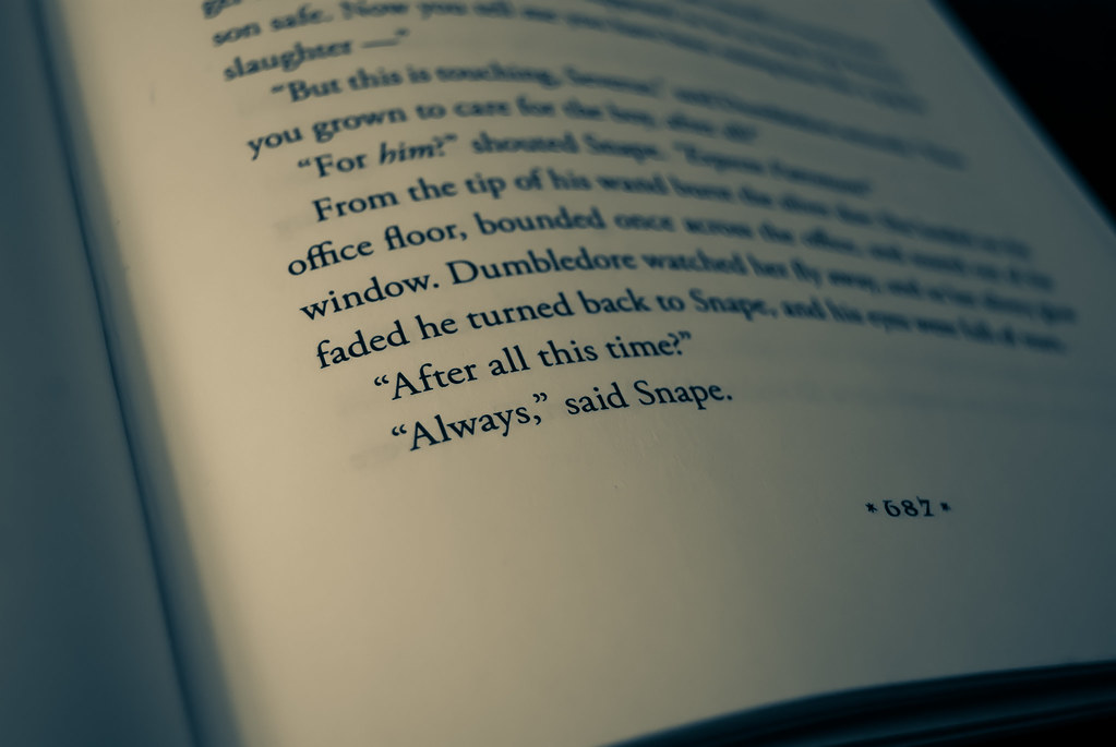The Worlds Best Photos Of Quote And Snape
