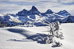 Grandview (James Neeley) Tags: landscape bravo handheld wyoming grandtetons hdr f12 winterlandscape grandtarghee 5xp jamesneeley flickr24 fourtetons