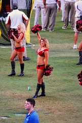 BuccaneersvsFalcons-0175 (awinner) Tags: football cheerleaders nfl cheerleader atlantafalcons raymondjamesstadium nflfootball tampaflorida tampabaybuccaneers 2011 september2011 september25th2011