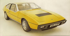 1977 Lotus Eclat (Hugo90) Tags: auto car ads advertising lotus catalog 1977 brochure eclat