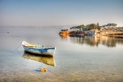 Glmarmara, Salihli (Nejdet Duzen) Tags: trip travel lake turkey boat view trkiye sandal manzara gl turkei seyahat manisa salihli glmarmara saariysqualitypictures mygearandme