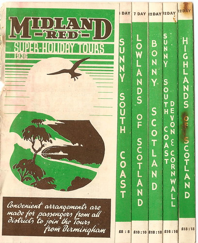 MIDLAND RED BMMO 1960/'s TIMETABLE LEAFLETS  choose your edition