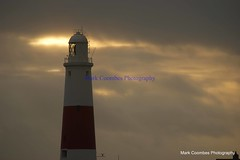 DSC00911 (Mark Coombes Photography) Tags: sunset lighthouse portland dorset