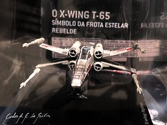 X-WING_T65_01 (Cal Evans) Tags: starwars space nave xwing t65 frotaestelar