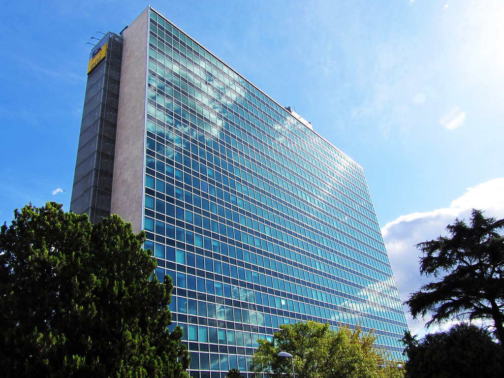 The world 39 s most recently posted photos of eni and palazzo for Uffici temporanei roma eur