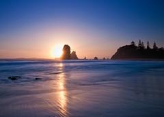 Glasshouse Rocks sunrise (screenstreet) Tags: seascapes southcoast narooma glasshouserocks colorefexpro nd110