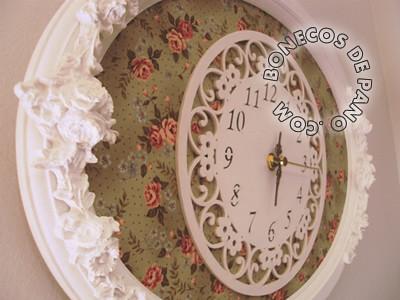 .:. Relógio de Parede .:.