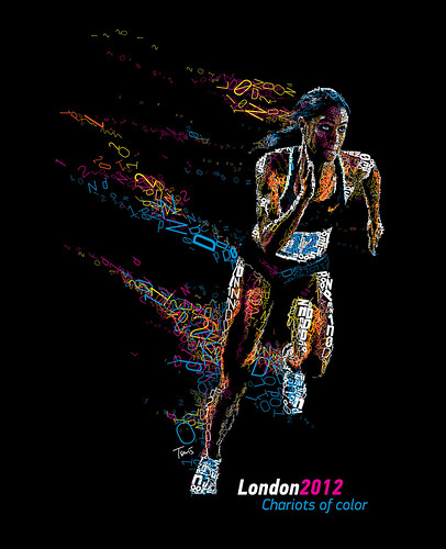 London 2012: Chariots of color / Charis Tsevis