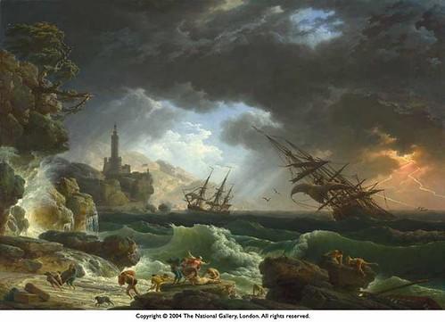 Shipwreck Claude-Joseph Vernet 1773