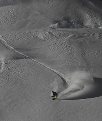 marbree (cedccb) Tags: winter white snow ski blanco ice montagne de grande italia nieve powder glacier pico snowboard neige courmayeur blanc hielo poudre italie montblanc glace montaas 2012 esqu polvo crevasses     hellbroner   lucapandolfimont