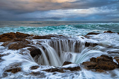 Thors Well 3 (Gary J Weathers) Tags: oregon pacificocean nikond300 thorswell garyjweathersphotography
