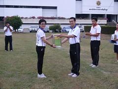 พิธีปิดการแข่งขันกีฬาภายในโรงเรียนนายทหารเรือชั้นต้น