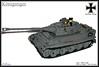 Lego ww2 -Königstiger- (=DoNe=) Tags: legoww2königstiger lego world war 2 tanks kingtiger tiger ii homemade custom ww2 vehicle done by viktor