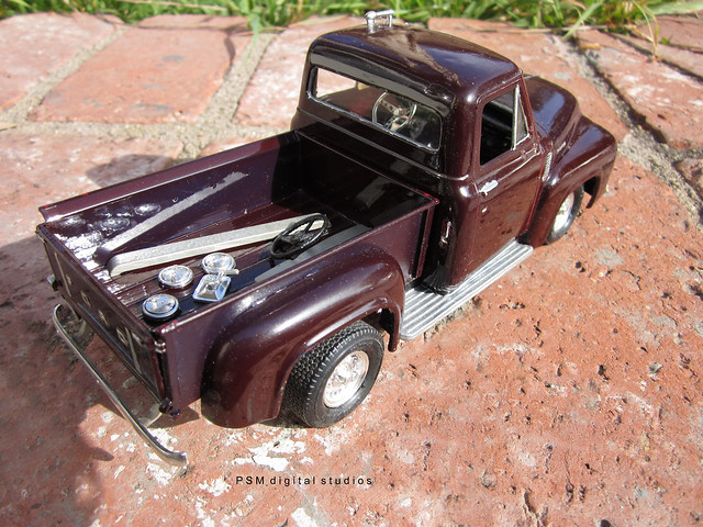1970 hemi 1953fordf100 amt125thscale1953fordf100pickuptruck