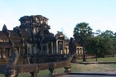 ANGKOR WAT SIEM REAP CAMBODIA DECEMBER 2011