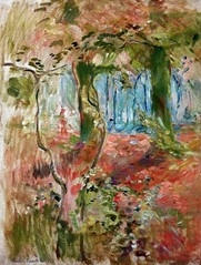 Berthe Morisot - Undergrowth in the Fall 1894 (Musee Marmottan Monet - Paris France) at Museo Thyssen-Bornemisza Madrid Spain (mbell1975) Tags: madrid paris france art fall museum painting french spain gallery museu fine arts musée musee m espana monet impressionism museo thyssen impression impressionist muzeum dorsay undergrowth 1894 müze morisot berthe thyssenbornemisza marmottan bornemisza museumuseum