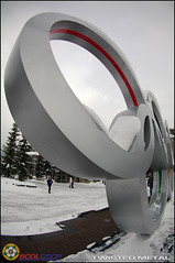 Twisted Metal (BCOL CCCP) Tags: winter snow whistler photo good fisheye rings olympic cccp bcol