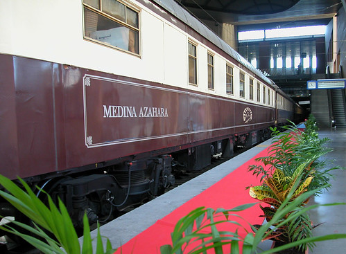 Luxury Train - Al Andalus