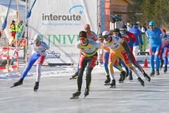 IMG_7415 (Alternatieve Elfstedentocht Weissensee) Tags: oostenrijk marathon 2012 weissensee schaatsen elfstedentocht alternatieve