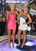 Kristina and Karissa Shannon Celebrity Big Brother Live Final held at Elstree Studios. London, England