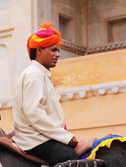 2669 Amber Palace Jaipur, Rajasthan (Traveling Man - Almost Heaven, West Virginia) Tags: india lake elephant alan temple amber sandstone ride fort indian capital courtyard palace tourist marble hindu chanda jai jaipur raja rajasthan ii amer singh chaitanya mahout subcontinent rajput city india south sawai palace hallofprivateaudience hallofpublicaudience canonef24105mmf4lisusm republic gate diwaneaam canoneos50d pink asia raja maharaja kachhawa mirror maota devi   rajput maharajas ganesh sila mansingh