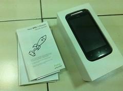 HTC 7 Mozart 2