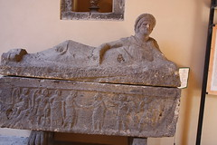 Museo Archeologico Nazionale Tarquiniense (@@@@@) Tags: ceramica museum painting national sarcophagus museo archaeological palazzo etruscan greca nazionale sarcofago pittura archeologico etruschi etruscans etrusca etrusco vitelleschi tarquiniense