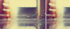 Magic bubbles (Yavanna Warman {off}) Tags: light luz canon eos 50mm soap dof bokeh circles air magic floating bubbles f18 magical aire pdc mgico pompas crculos jabn flotando yavanna 1000d yavannawarman