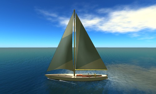 sailboat secondlife gift premium xd experiencedesign lindenlab xd228