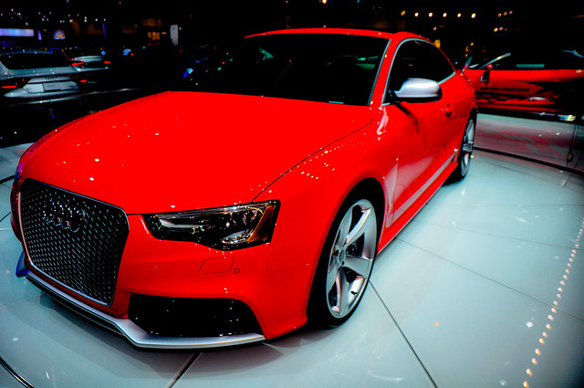auto show chicago cars car 5 audi rs 2012 2013 rs5